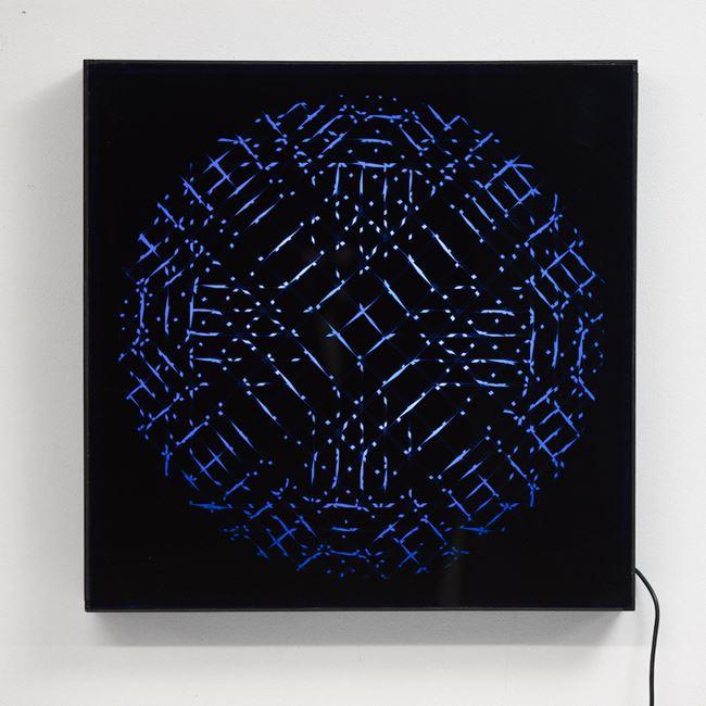 Starry Sky by Grazia Varisco contemporary artwork