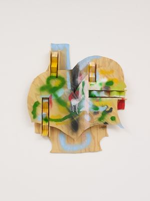 Story XVI by Richard Tuttle contemporary artwork