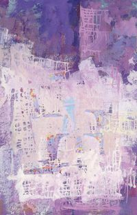 Winter in Circuit World by Yi Kai contemporary artwork painting