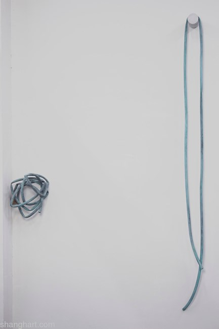 The Status of Tube by Jin Yanan contemporary artwork