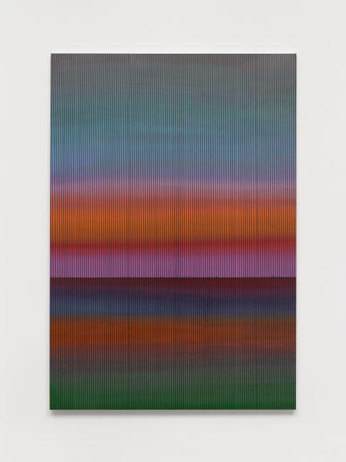 The East 2021 No. 4 by Liu Wei contemporary artwork