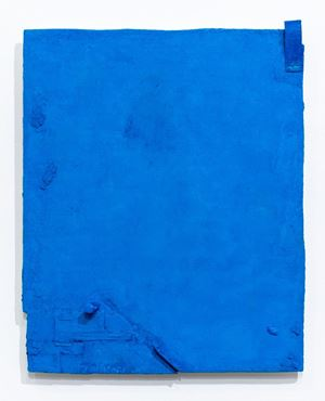 Untitled (blue) by Louise Gresswell contemporary artwork