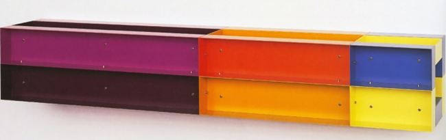 Untitled by Donald Judd contemporary artwork