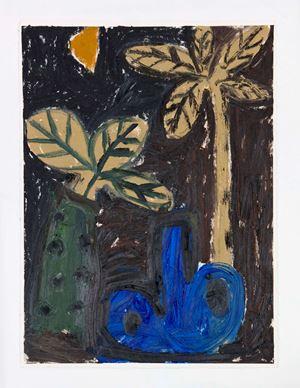 Ceramics and Plants by Tuukka Tammisaari contemporary artwork