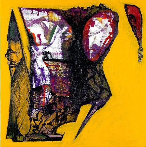 Dunce (1954) by Gareth Sansom contemporary artwork