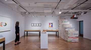 Contemporary art exhibition, Richard Jackson, Works with Books at Hauser & Wirth, Los Angeles