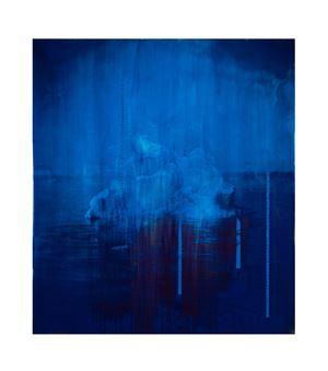 Haze by Lorna Simpson contemporary artwork
