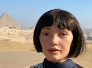 Ai-Da Robot Artist Finally Released by Egyptian Authorities