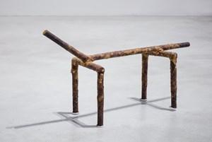 37 x 25 x 40 (Untitled Dog) by Mirosław Bałka contemporary artwork