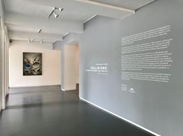 "Chun Kwang Young<br><em>Collisions: Information, Harmony and Conflict</em><br><span class=""oc-gallery"">Sundaram Tagore Gallery</span>"