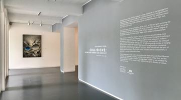 Contemporary art exhibition, Chun Kwang Young, Collisions: Information, Harmony and Conflict at Sundaram Tagore Gallery, Singapore