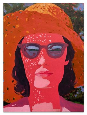 Hot Hat by SEBASTIAN blanck contemporary artwork