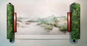 Singapore Landscape by Zen Teh contemporary artwork
