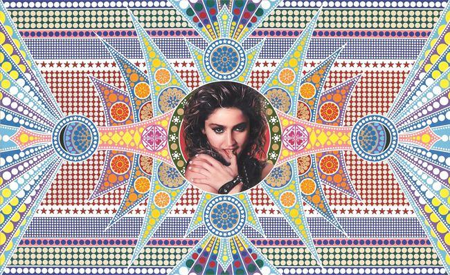 Madonna by Kyoung Tack Hong contemporary artwork