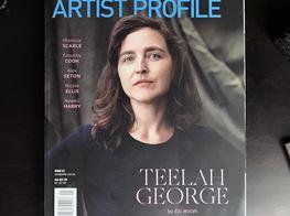 Artist Profile: Teelah George