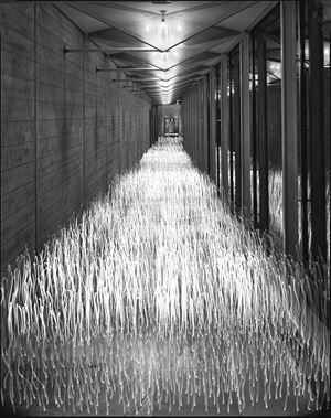 Photo Respiration City Scape #374 Sakatashibi 2 by Tokihiro Sato contemporary artwork