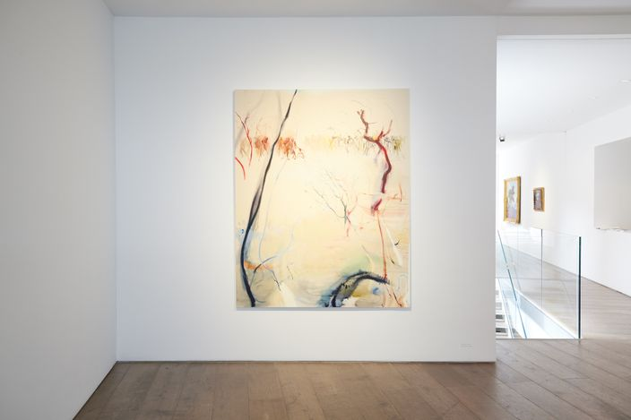 Exhibition view: Group Exhibition,The Landscape: from the exterior to the interior, rosenfeld, London (6 May–12 June 2021). Courtesy rosenfeld.