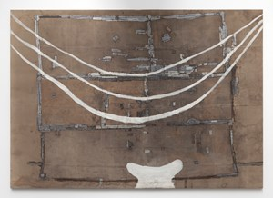 The Edge of Victory by Julian Schnabel contemporary artwork
