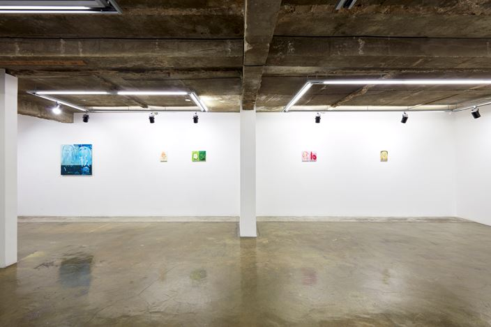 Exhibition view: Park Kyung Ryul, Studies On Painting, Baik Art, Seoul (9–20 June 2020). Courtesy Baik Art.