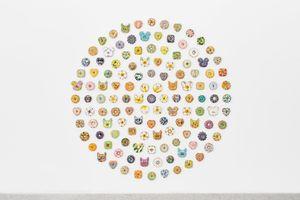[3] Donut Fear by Jae Yong Kim contemporary artwork sculpture