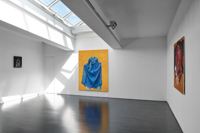 Exhibition view: Helena Parada Kim, CACHÉ,Choi&Lager Gallery,Cologne (18 June–1 August 2021). Courtesy Choi&Lager Gallery.