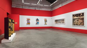 Contemporary art exhibition, Sun Xun, The Release of the New Film 'Magic of Atlas' and Experimental Space at ShanghART, Shanghai