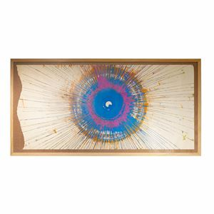 Spin Painting by Angus Fairhurst And Joshua Compston contemporary artwork