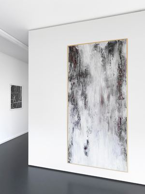 Shiraito (Waterfall Series) by Joe Goode contemporary artwork