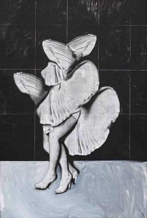 Butterfy by Mircea Suciu contemporary artwork