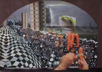 Where is Waldo by Ramin Haerizadeh, Rokni Haerizadeh, Hesam Rahmanian contemporary artwork painting, works on paper, photography, print, drawing