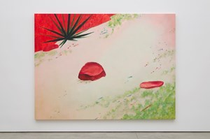 The Ballad by Dan Colen contemporary artwork