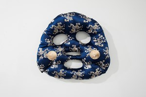 Pillow talk (Mask for Masc) III by Timothy Hyunsoo Lee contemporary artwork