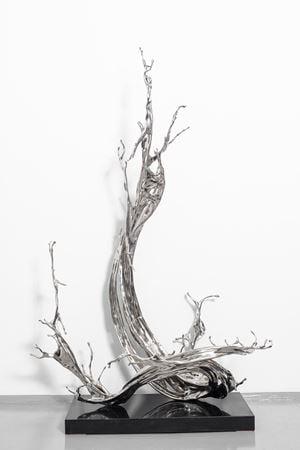 Jin Bo by Zheng Lu contemporary artwork
