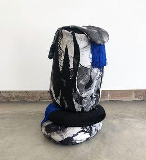 Figure Babel (Everywhere, Everything) 4 by Patricia Perez Eustaquio contemporary artwork