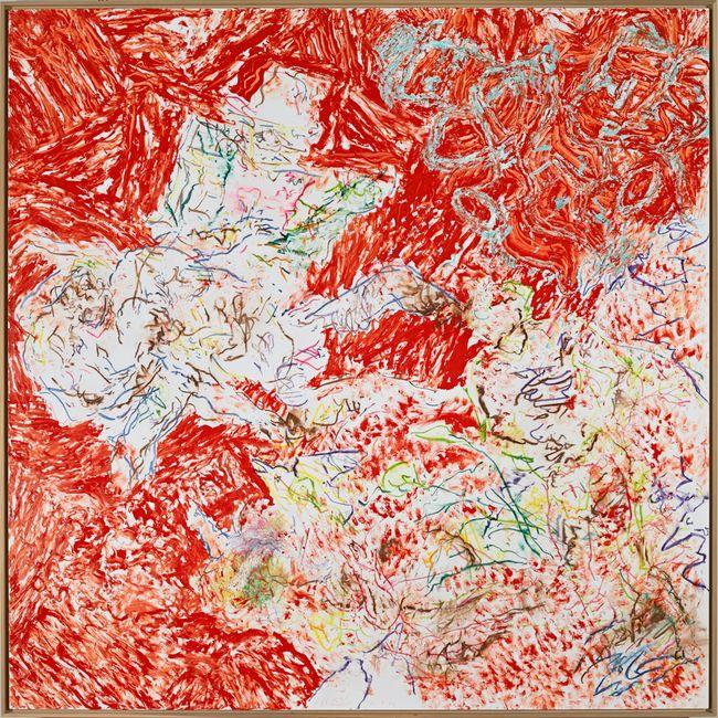 No. 2 by Oliver Lee Jackson contemporary artwork