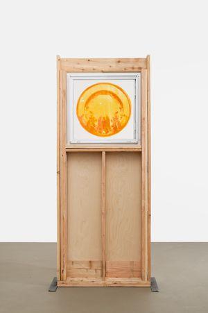 Sun by Oscar Tuazon contemporary artwork