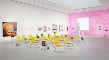 Contemporary art exhibition, Group Exhibition, We Were Already Gone at Hauser & Wirth, 22nd Street, New York, USA