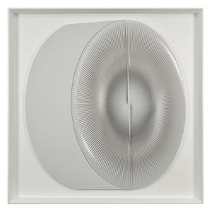 Dinamica cilindrica by Alberto Biasi contemporary artwork