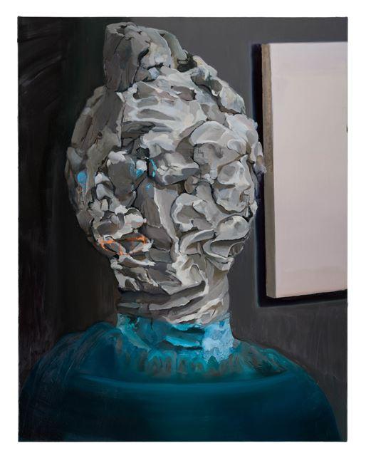 Neck Grip by Kristina Jansson contemporary artwork
