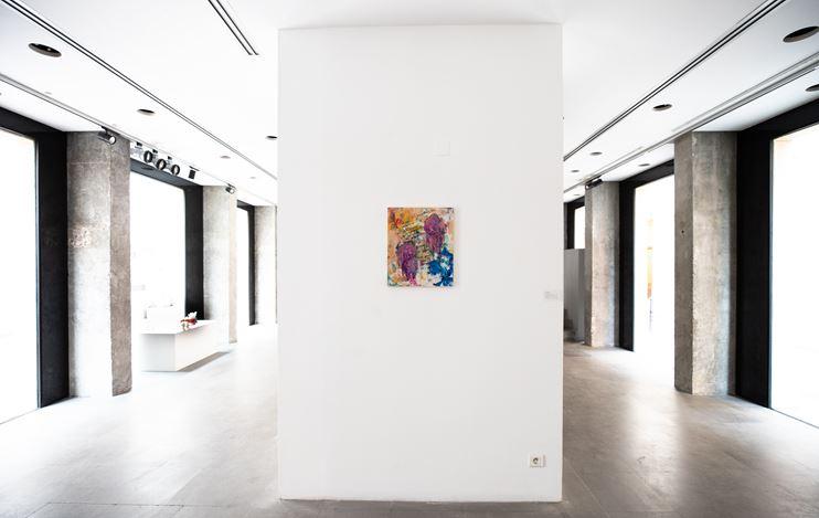 Exhibition view: Takashi Hara,Cochons la voie !,A2Z Art Gallery, Paris (23 January–22 February 2020). Courtesy A2Z Gallery.