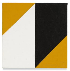Flex by Frederick Hammersley contemporary artwork painting