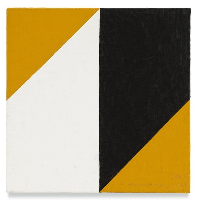 Flex by Frederick Hammersley contemporary artwork