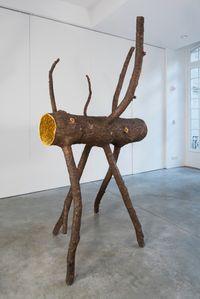 Spazio di luce / Space of Light by Giuseppe Penone contemporary artwork sculpture