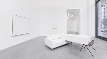 Contemporary art exhibition, Angela De La Cruz, BLANK at Galerie Thomas Schulte, Berlin