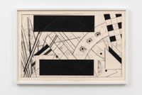 San Romano [Untitled 192] by Robert Reed contemporary artwork works on paper