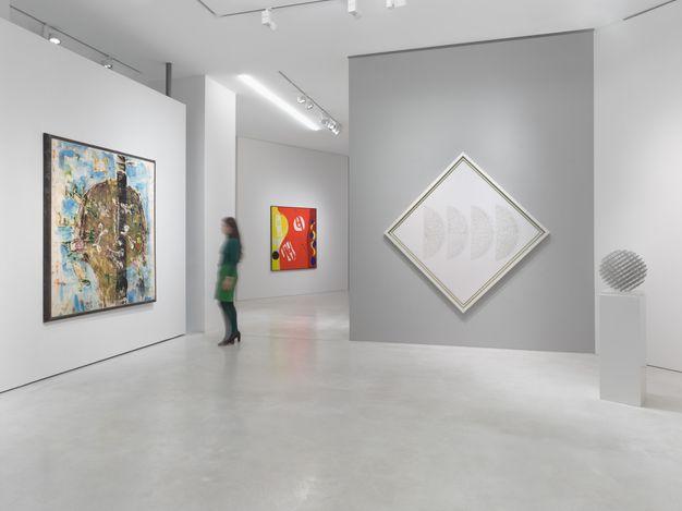 Exhibition view:Group Exhibition,Art Cologne at the Gallery, SETAREH,Düsseldorf (18–29 November 2021). CourtesySETAREH.
