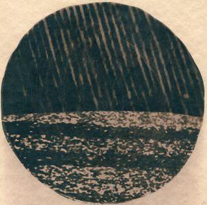 Horizon Variations 03 by Corinne De San Jose contemporary artwork