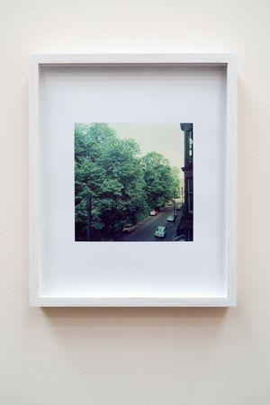 West End Park Grove Terrace by Luke Fowler contemporary artwork