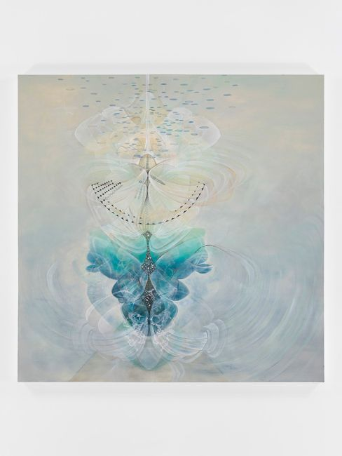 SilviUniverse by Amy Myers contemporary artwork
