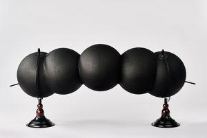 cycliverse model (cosmogony) by Nolan Oswald Dennis contemporary artwork sculpture